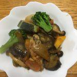 野菜たっぷり塩麹チキン