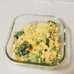 ブロッコリーと卵のマスタードマヨサラダ