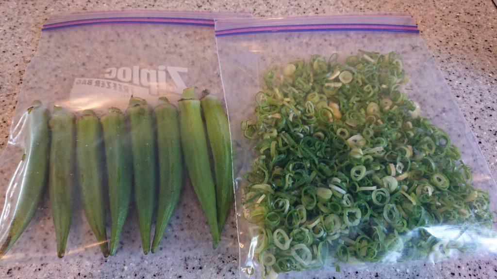 冷凍野菜 保存方法