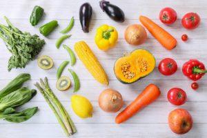 色 フィトケミカル 野菜 植物