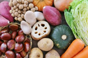 野菜 きのこ カラフル フィトケミカル
