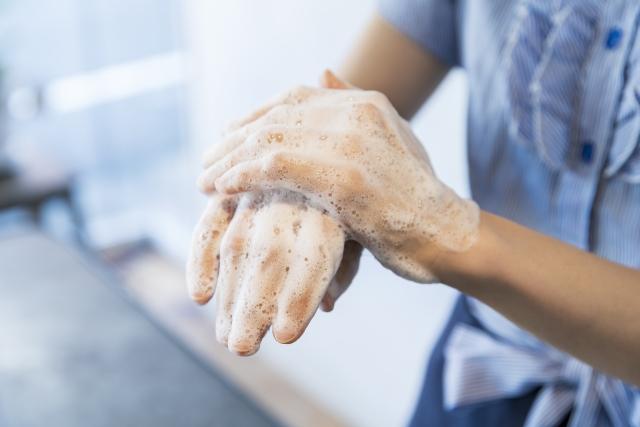 手洗い 衛生 せっけん